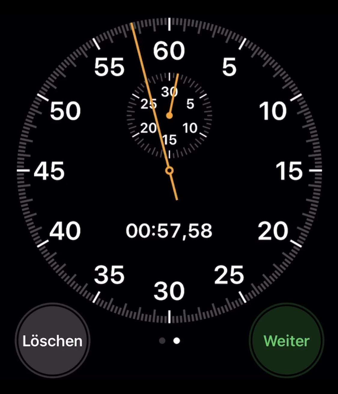 60 Sekunden
